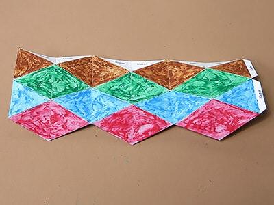 Tangel Muster