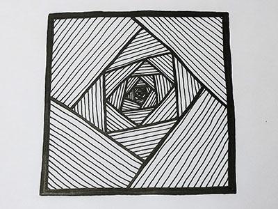 Rahmen zeichnen