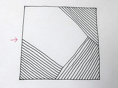 Erstes Quadrat zeichnen