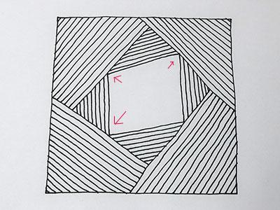 Rechteck 2 zeichnen