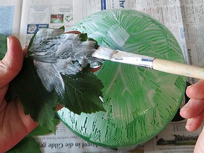 Blätterkorb