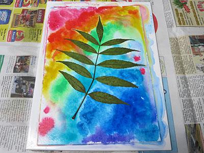 Blätter ART