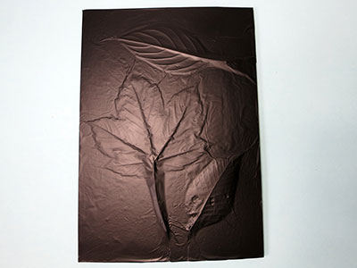 DIY Embossing Technik
