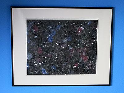 Galaxie malen