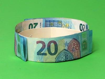 Geld Pool gestalten
