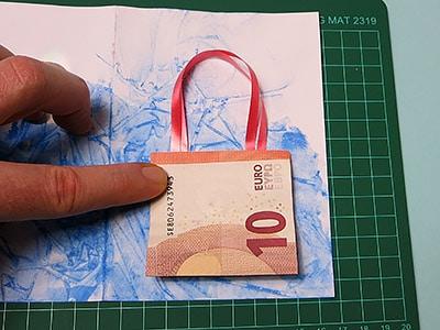 Geldgeschenk Karten Basteln Kreativraum24
