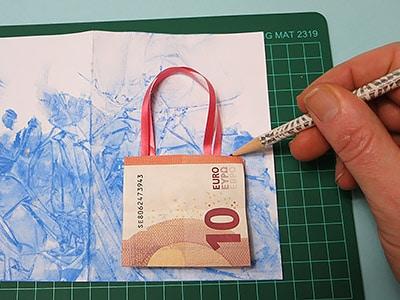 Geldgeschenk Karte.Geldgeschenk Karten Basteln Einfache Anleitung Kreativraum24