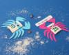 Geldgeschenk Krabbe basteln