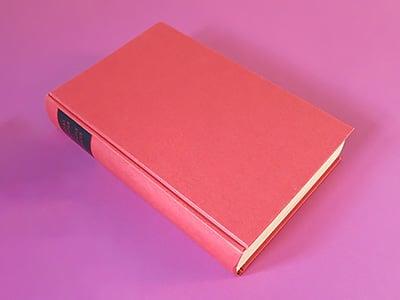 Buch mit festen Einband