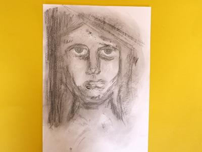 Gesicht zeichnen - einfach