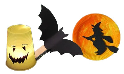 Halloween Bastelideen