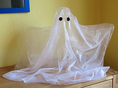 Halloween Deko Gespenst