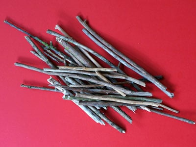 Basteln mit Holz