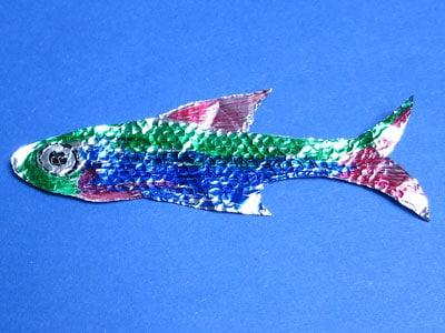 Fische anmalen