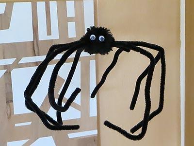 Spinne Aus Pfeifenreinigern Basteln Kreativraum24