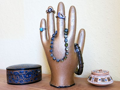 Schmuckhand DIY