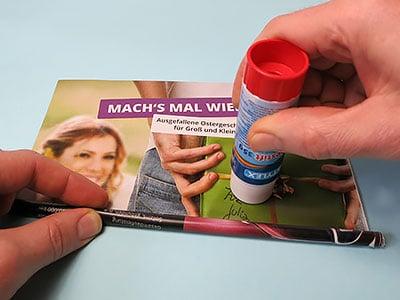 DIY Papierröllchen