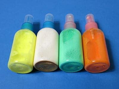 Sprayfarben sebst herstellen