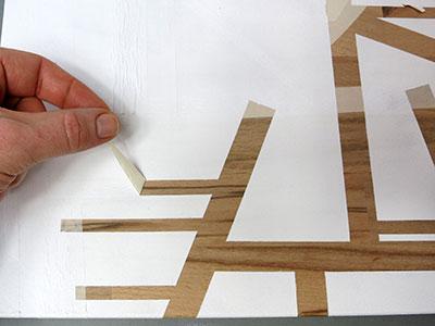 Wall Art Holz