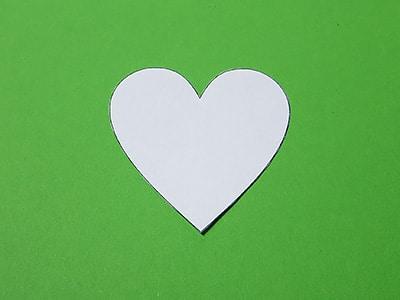 Herz Vorlage