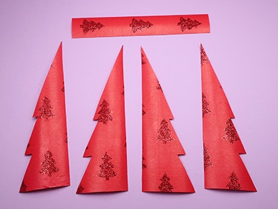 Geschenkpapier ausschneiden