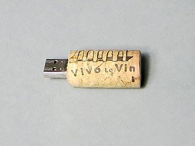 DIY Weinkorken USB-Stick